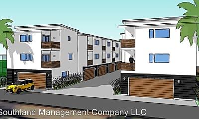 Building, 1284 & 1288 37th Street, 1
