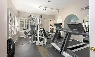 Fitness Weight Room, 6885 E Cochise Rd 110, 2