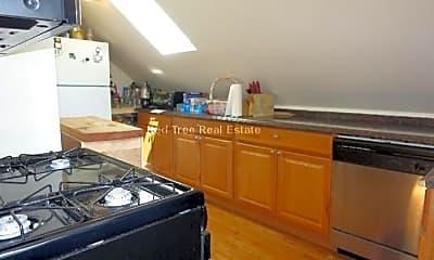Kitchen, 63 Mapleton St, 1