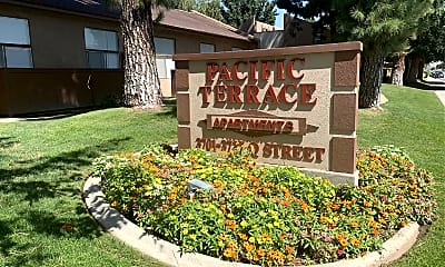 Pacific & Terrace Apartments, 1