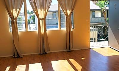 Living Room, 14820 Blythe St, 1