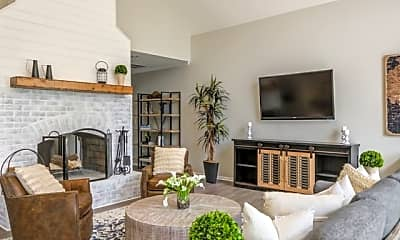 Living Room, The Fields at Rock Creek, 1