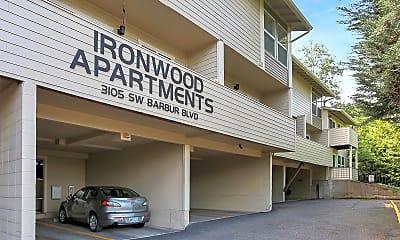 Building, 3105 SW Barbur Blvd, 2