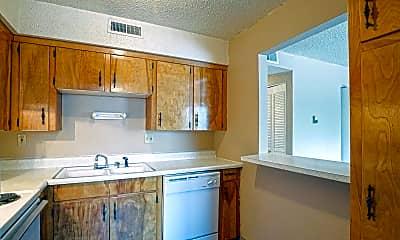 Kitchen, Rivermont, 1