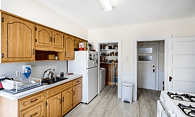 Kitchen, 232 Allston St, 1