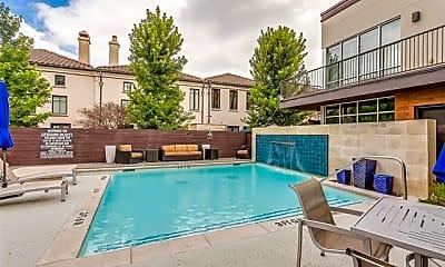 Pool, 2608 Museum Way 3218, 1