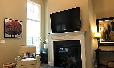Living Room, 255 Southerland Terrace, 1
