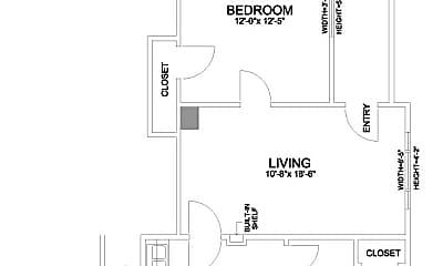 Building, 120 Ballard St, 1