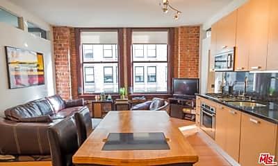 Living Room, 460 S Spring St 513, 1