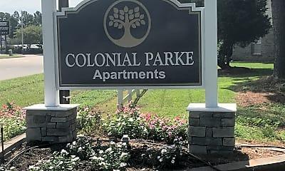 Colonial Parke Apartments, 1
