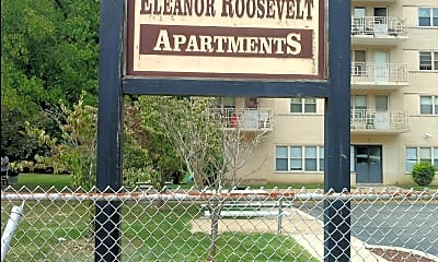 Eleanor Roosevelt Apartments, 1