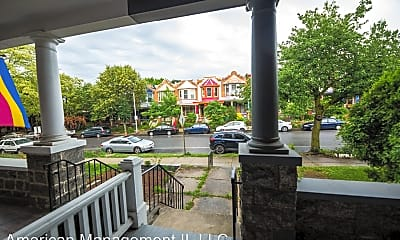 Patio / Deck, 3018 Guilford Ave, 1