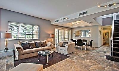 Living Room, 6141 N 28th Pl, 1