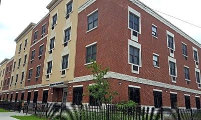 Coretta Scott King Senior Apartments, 0