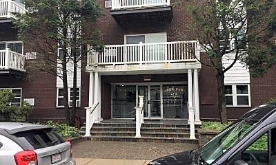 Avon Street Apartments, 1