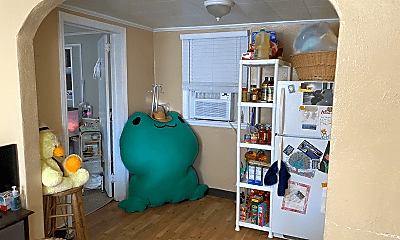 Bedroom, 1417 Troupe St, 2