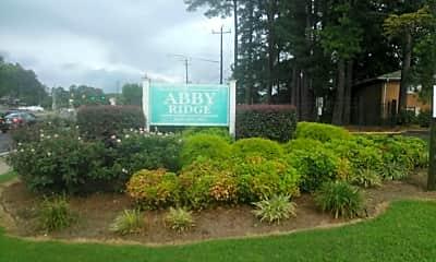 Abbey Ridge Apartments, 1