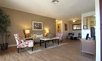 Living Room, Lake Mead Estates, 1