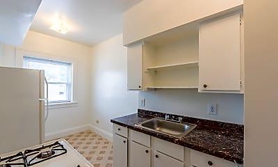 Kitchen, The Edgewater, 2