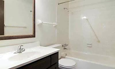 Bathroom, Creek Terrace & Xerxes Manor, 2