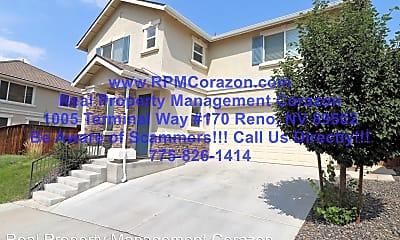 Community Signage, 3698 Hollywood Park Drive, 1