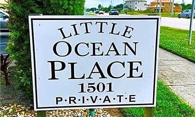 Community Signage, 1501 NE Ocean Blvd 9, 2