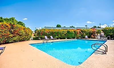 Pool, The Cedars, 1