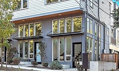Building, 1009 W Howe Street, 0