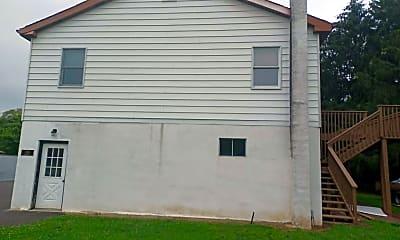 Building, 1525 Yardley Newtown Rd REAR, 1