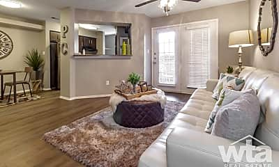 Living Room, 8519 Cahill Dr, 0