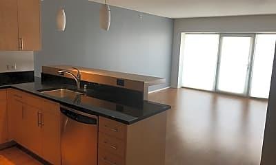 Kitchen, 255 North Sierra St Apt. 1507, 2