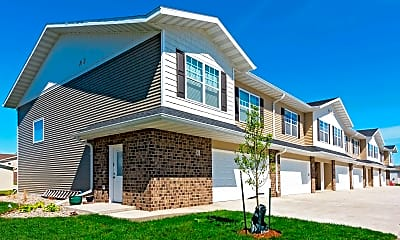 Building, Maple Grove Townhomes, 1