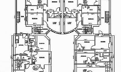 Bathroom, 2973 Washington St, 2