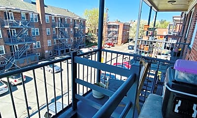 Patio / Deck, 2605 Park Ave, 2