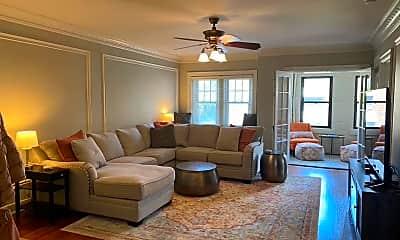 Living Room, 807 W 48th St, 0