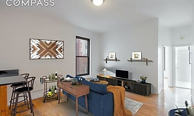 Living Room, 410 West End Ave 5-D, 0