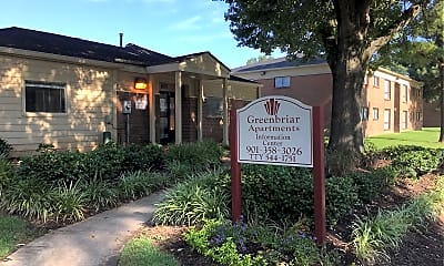 Greenbriar Apartments, 1