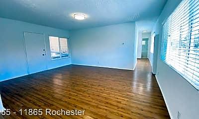 Living Room, 11865 Rochester Ave, 1