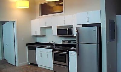 Kitchen, Star Mill Lofts, 0