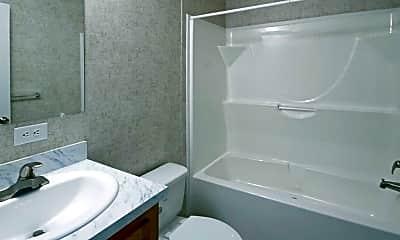 Bathroom, Meadows, 2