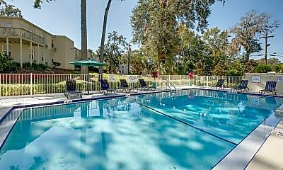 Pool, Franklin Pointe, 1