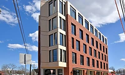 Building, Kendrick Place, 0