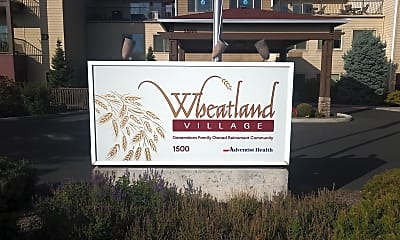 Wheatland Village Apartments, 1