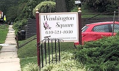 Washington Square, 1
