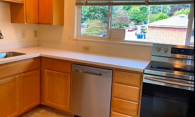 Kitchen, 2727 NE 55th St, 1