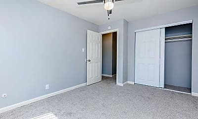 Bedroom, Eagleview Apartments, 2