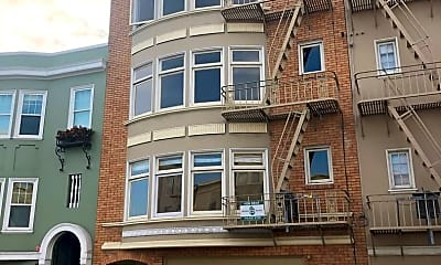 Building, 3333 Octavia St, 0