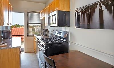 Kitchen, 33 Coleman St, 1