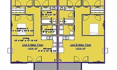 Bathroom, 2160 Cedar St, 2