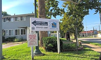Parade Park Homes Inc, 1